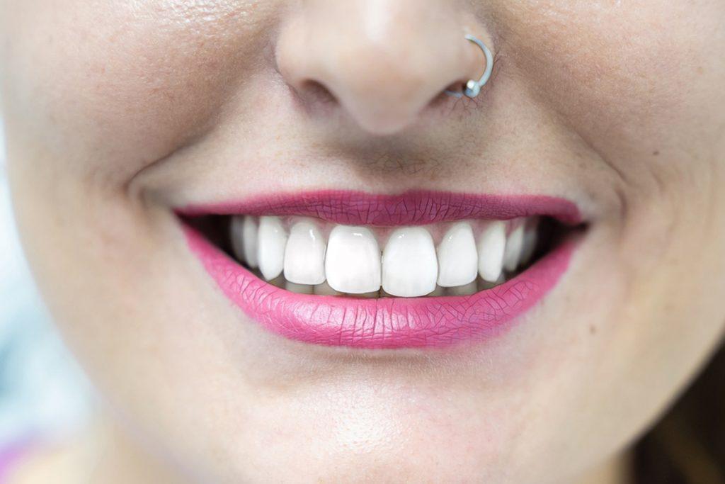 пирсинг кольцо в носу